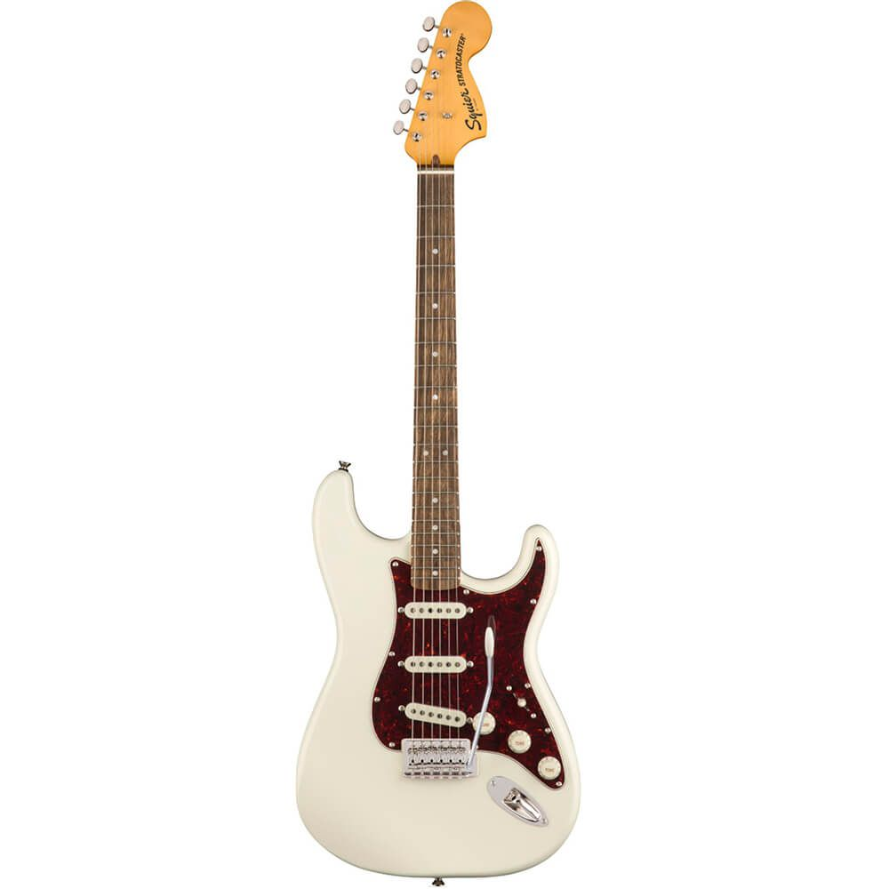 Guitarra Fender Squier Classic Vibe 70s Strato Olympic White