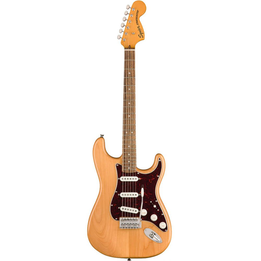 Guitarra Fender Squier Classic Vibe 70s Stratocaster Natural