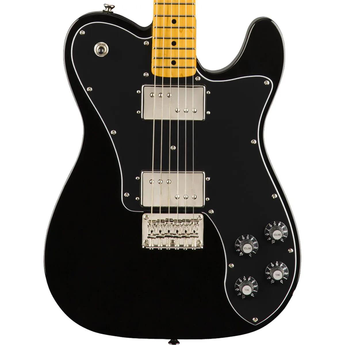Guitarra Fender Squier Classic Vibe 70s Telecaster Deluxe Black
