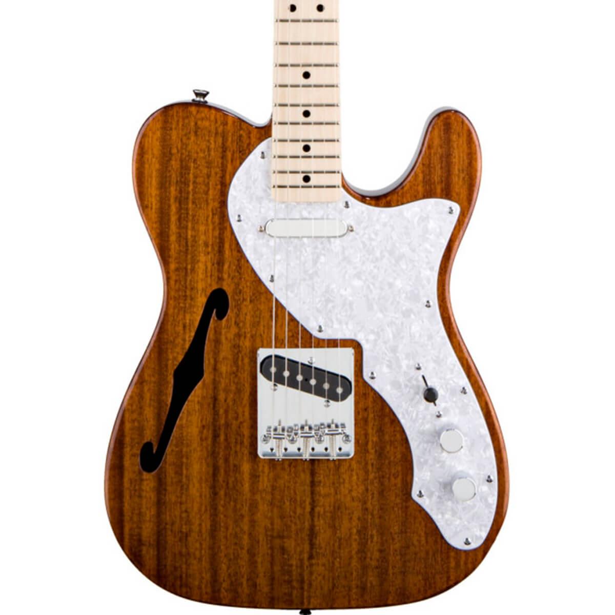Guitarra Fender Squier Classic Vibe Tele Thinline Natural