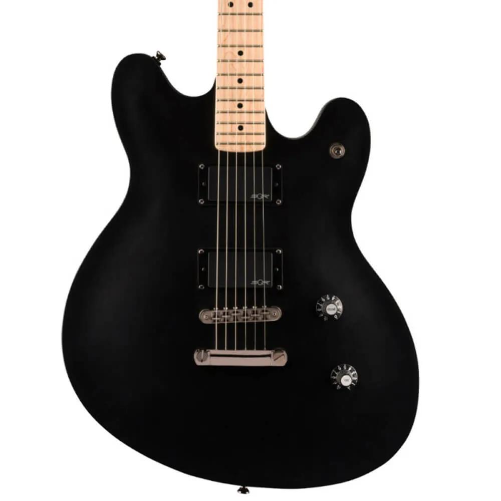 Guitarra Fender Squier Contemporary Starcaster Flat Black