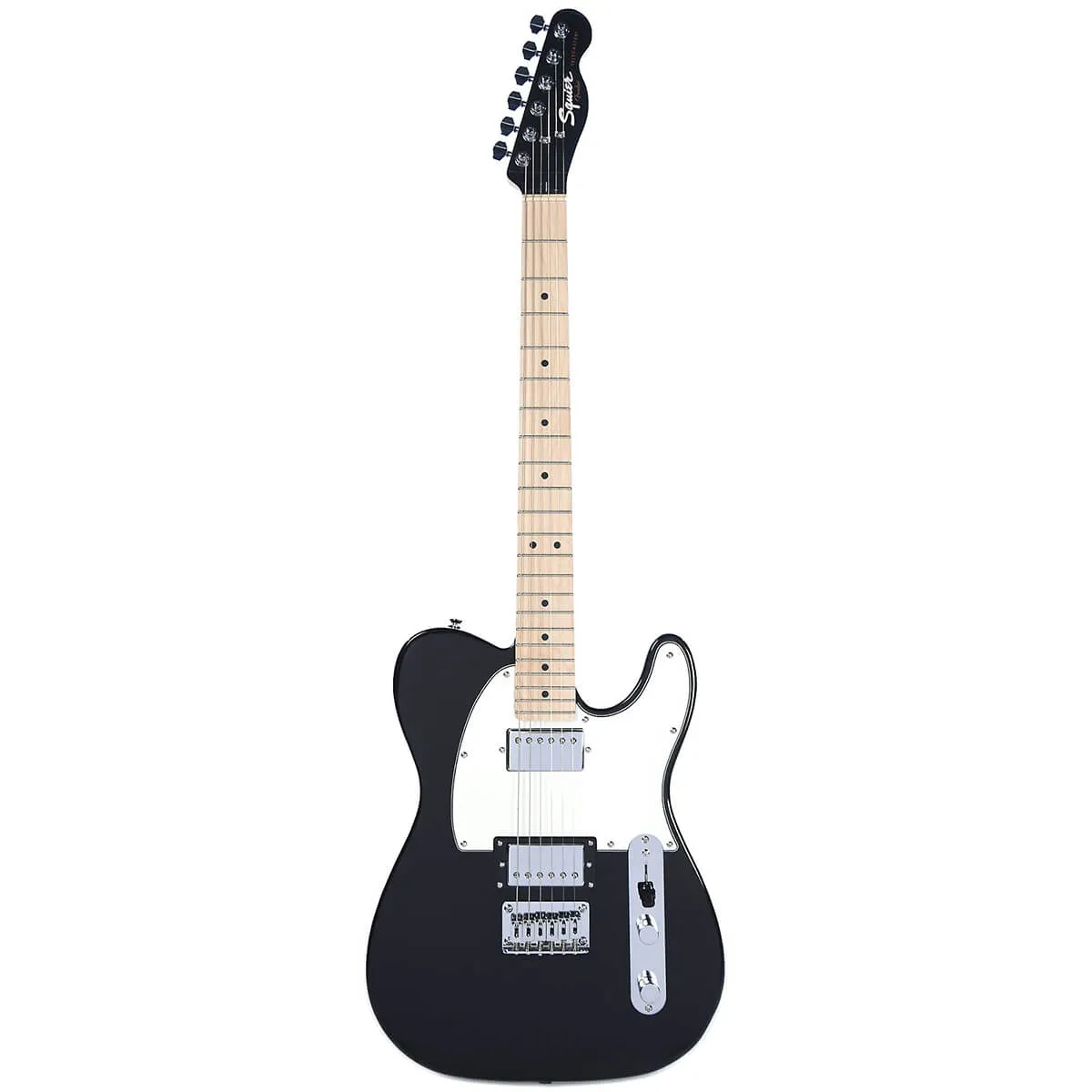 Guitarra Fender Squier Contemporary Telecaster Black Metallic