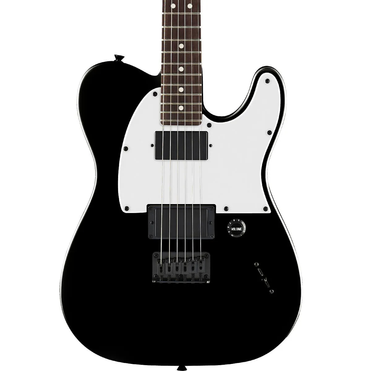 Guitarra Fender Squier Jim Root Telecaster Black
