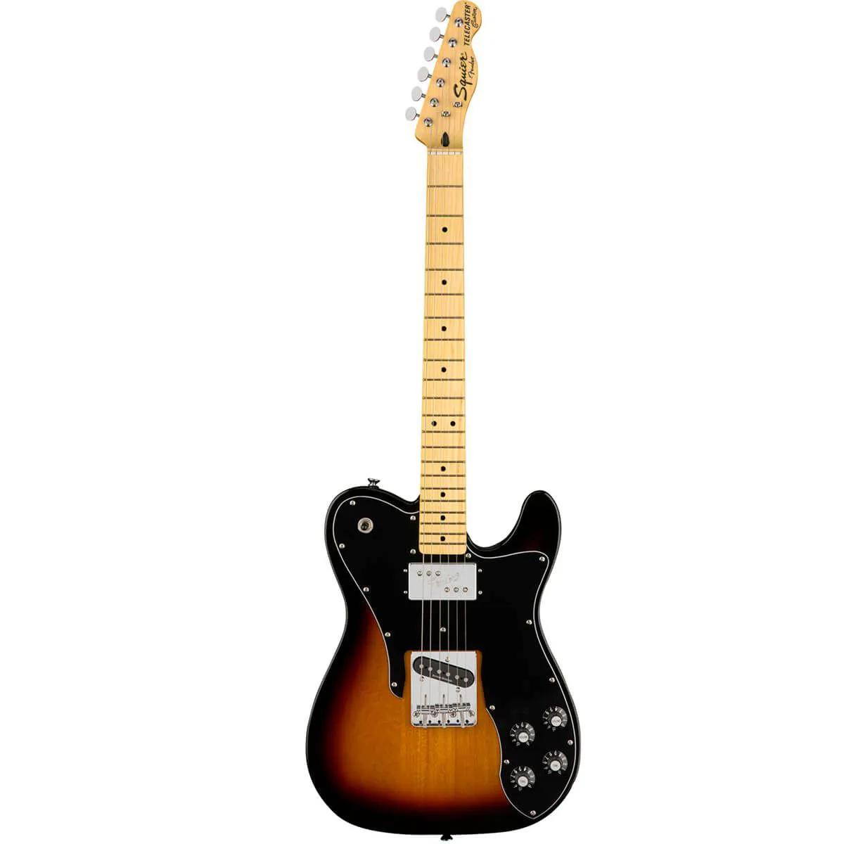 Guitarra Fender Squier Vintage Modified Custom Tele Sunburst