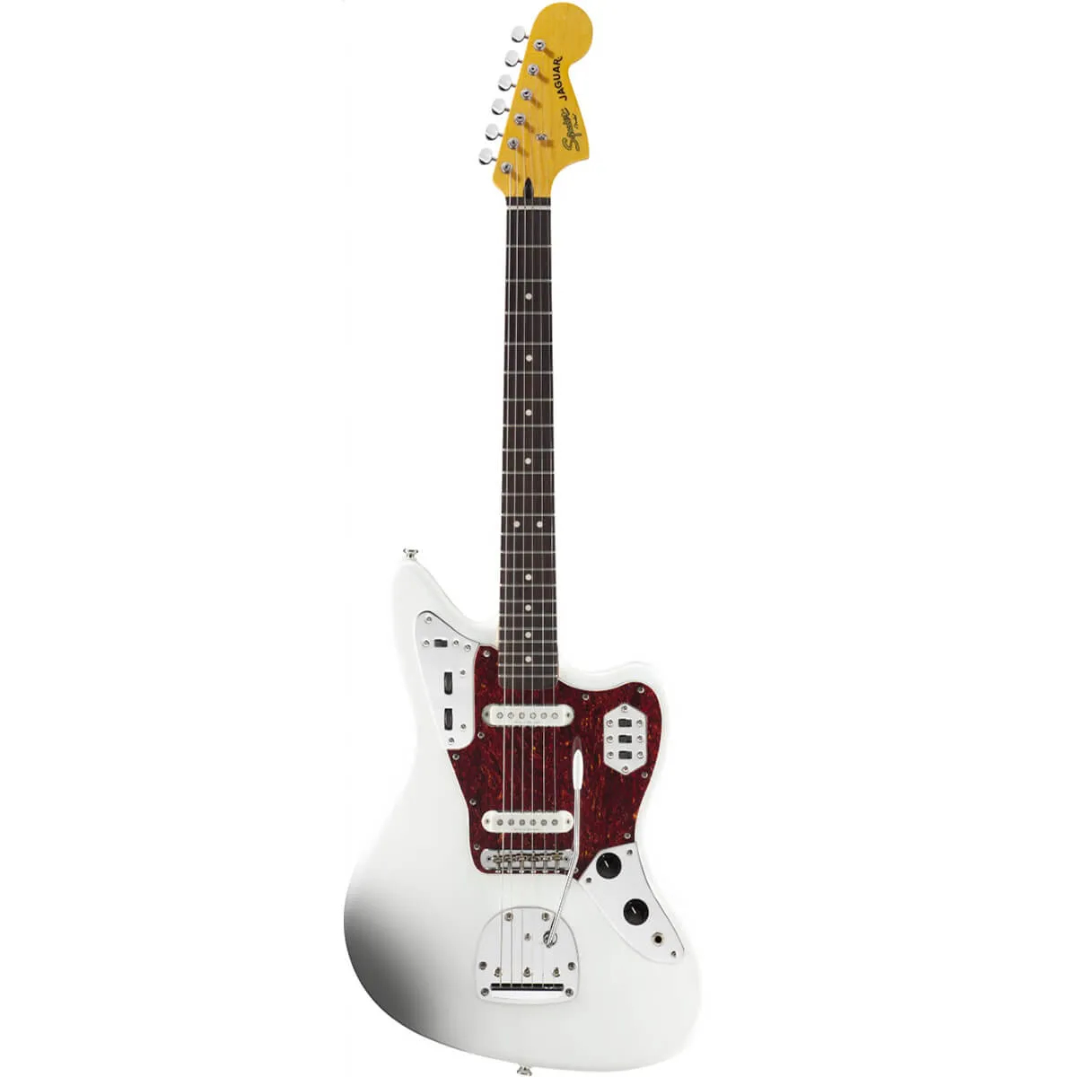 Guitarra Fender Squier Vintage Modified Jaguar Olympic White