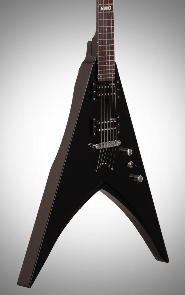 Guitarra Flying V ESP LTD V50