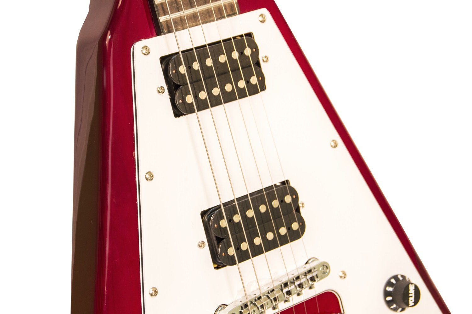 Guitarra Flying V Wine Red - V-ROD WR - BENSON