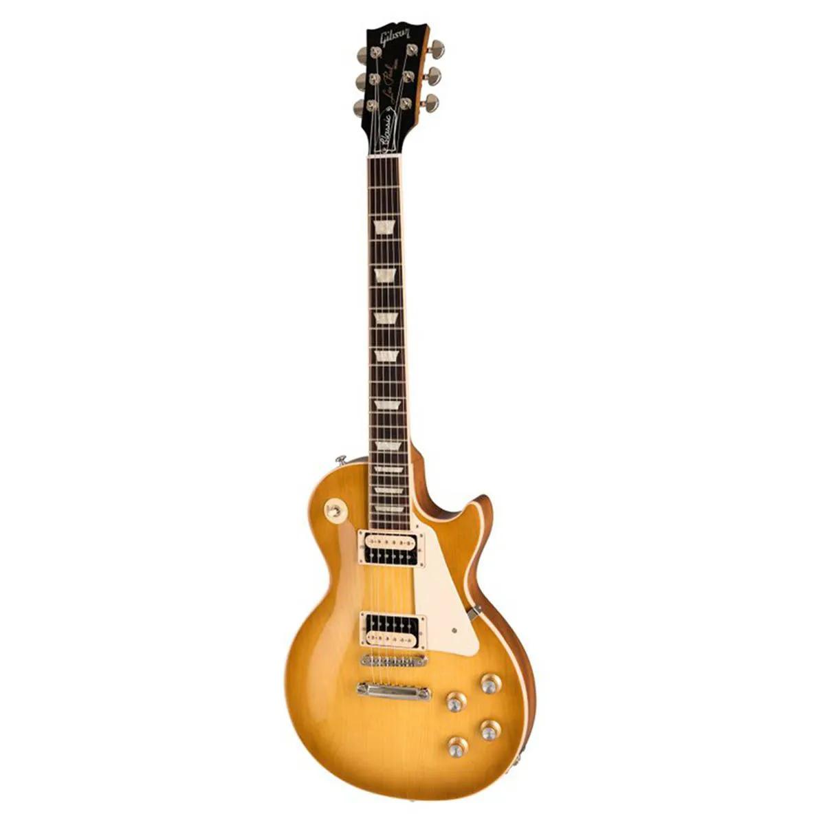 Guitarra Gibson Les Paul Classic Honeyburst