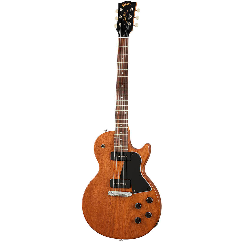 Guitarra Gibson Les Paul Special Tribute P90 Natural Walnut Satin