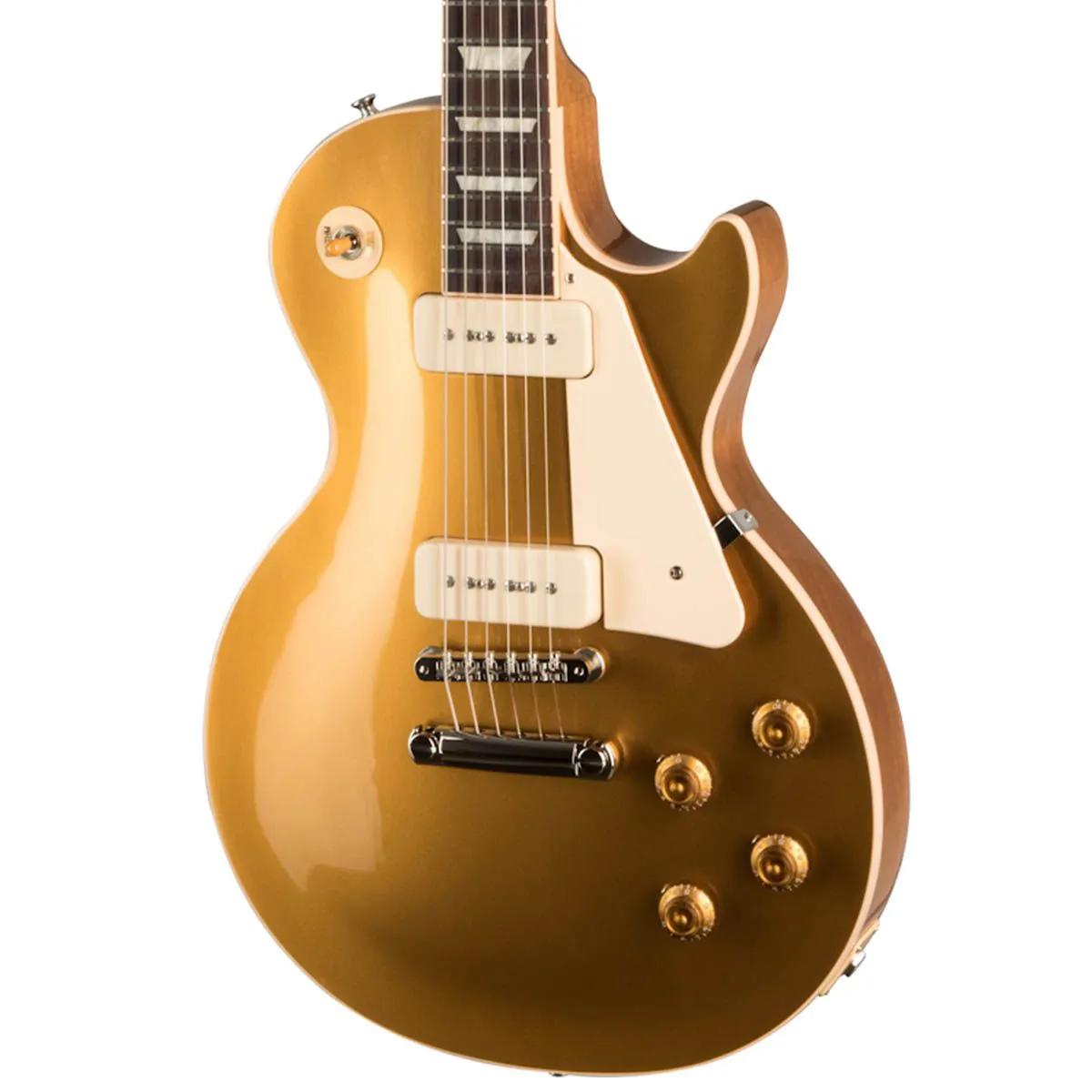 Guitarra Gibson Les Paul Stantard 50s P90 Gold Top