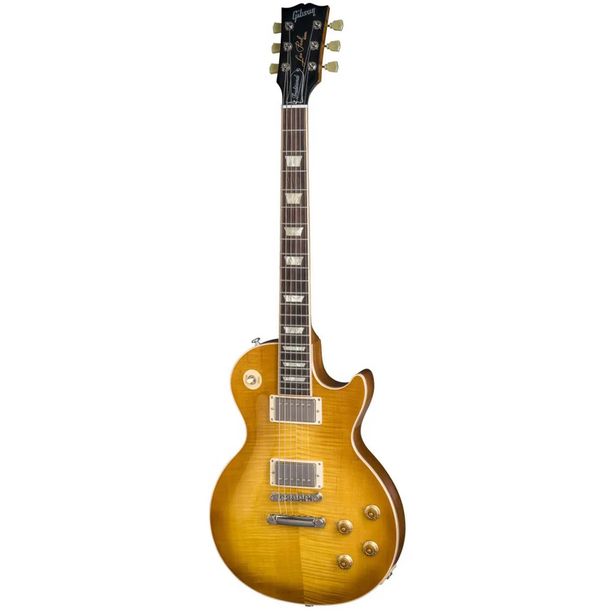 Guitarra Gibson Les Paul Traditional 2018 T Honey Burst