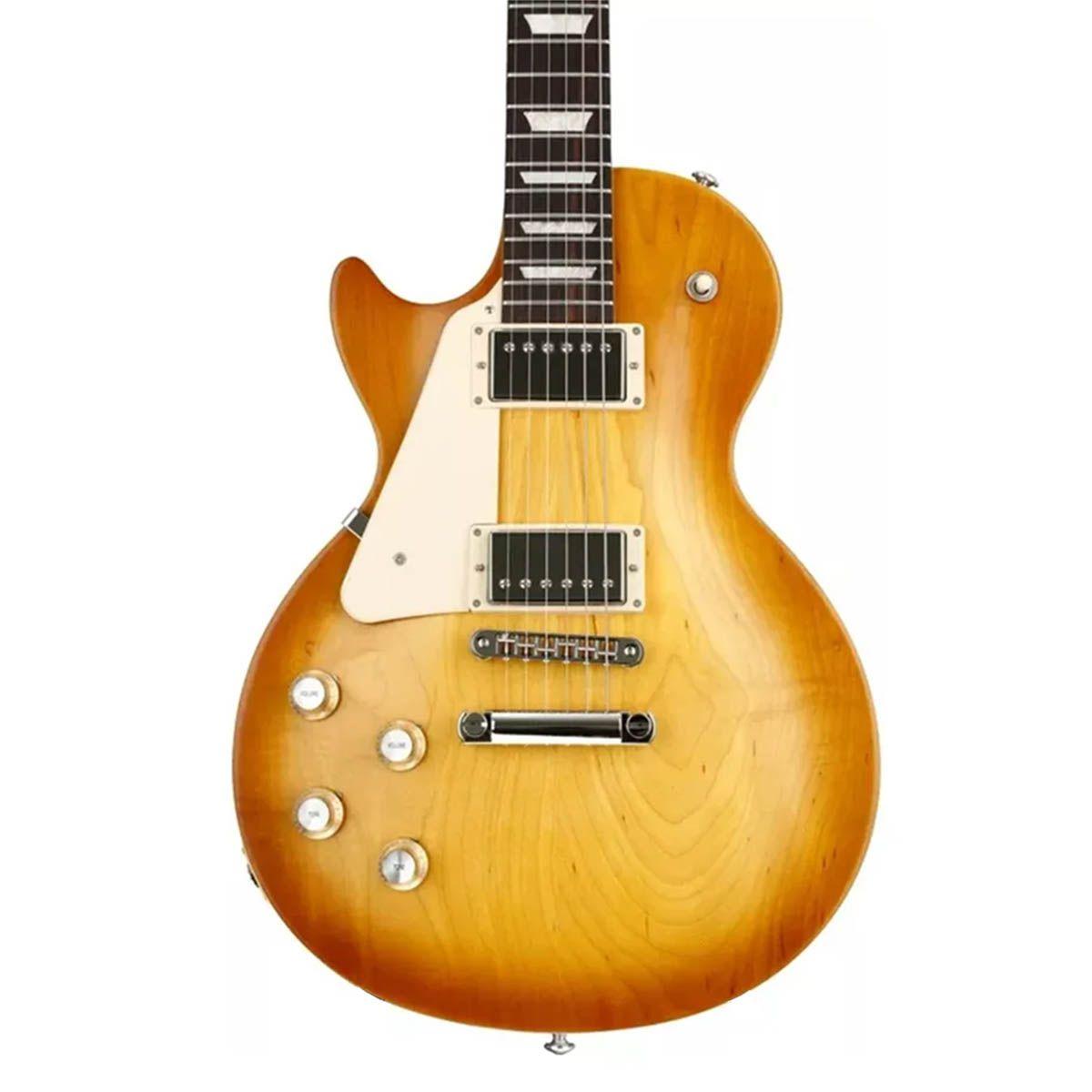 Guitarra Gibson Les Paul Tribute 2017 Lefty Honey Burst