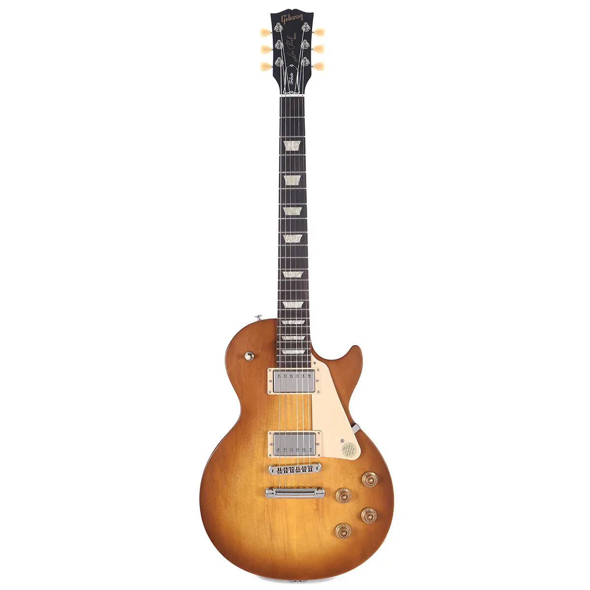 Guitarra Gibson Les Paul Tribute Satin Honey Burst