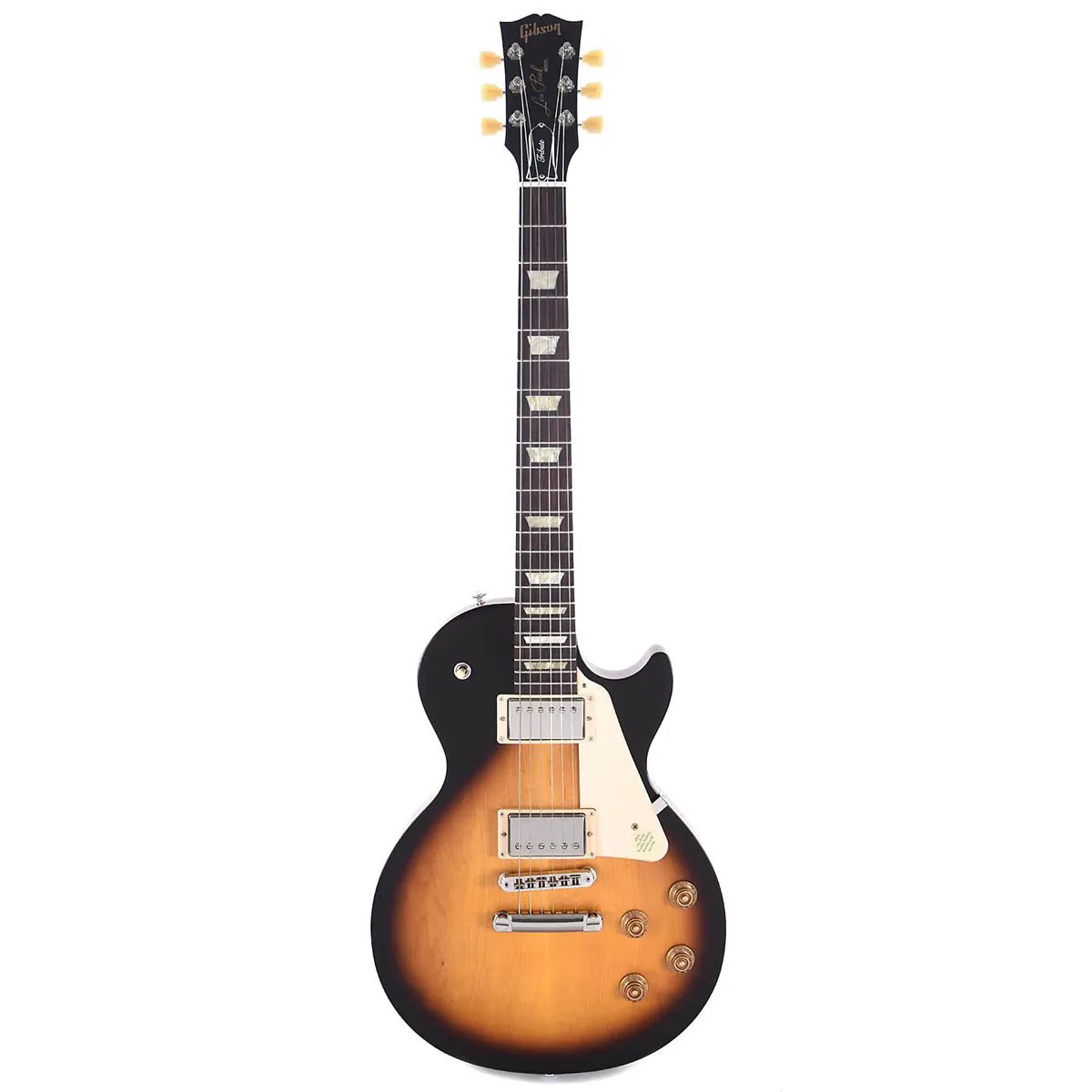 Guitarra Gibson Les Paul Tribute Satin Tobbaco Burst