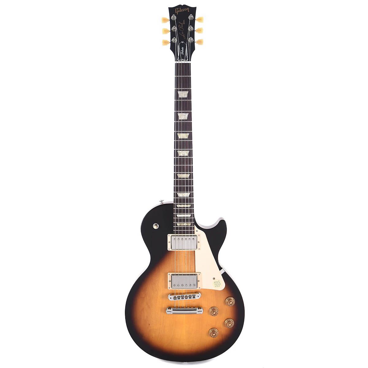 Guitarra Gibson Les Paul Tribute Satin Tobbaco Burst
