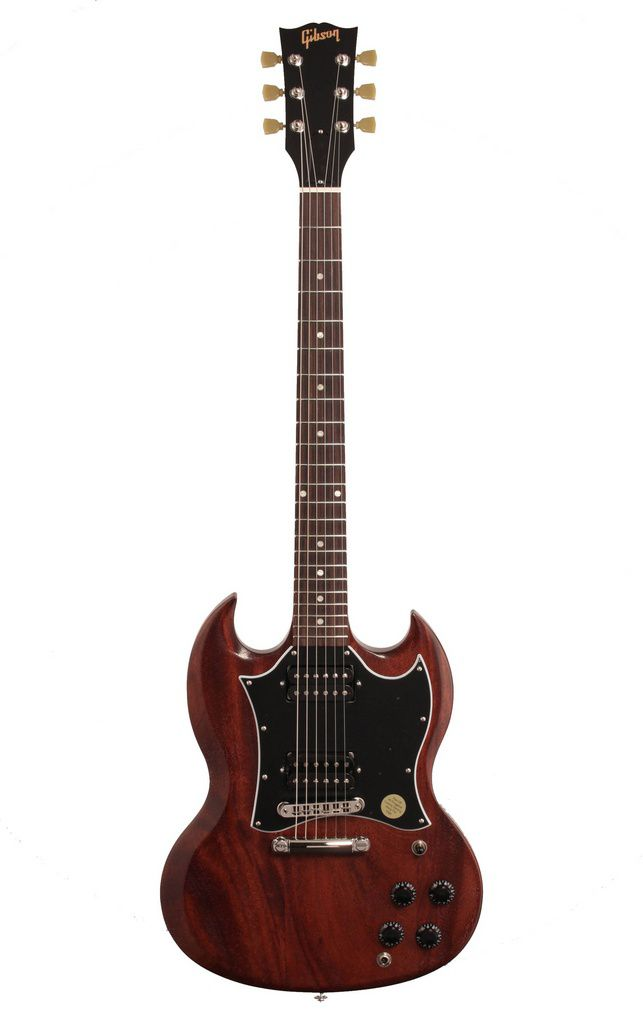 Guitarra Gibson SG Faded 2017 T Worn Brown com Capa