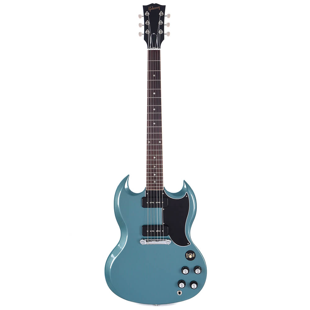 Guitarra Gibson SG Special Faded Pelham Blue