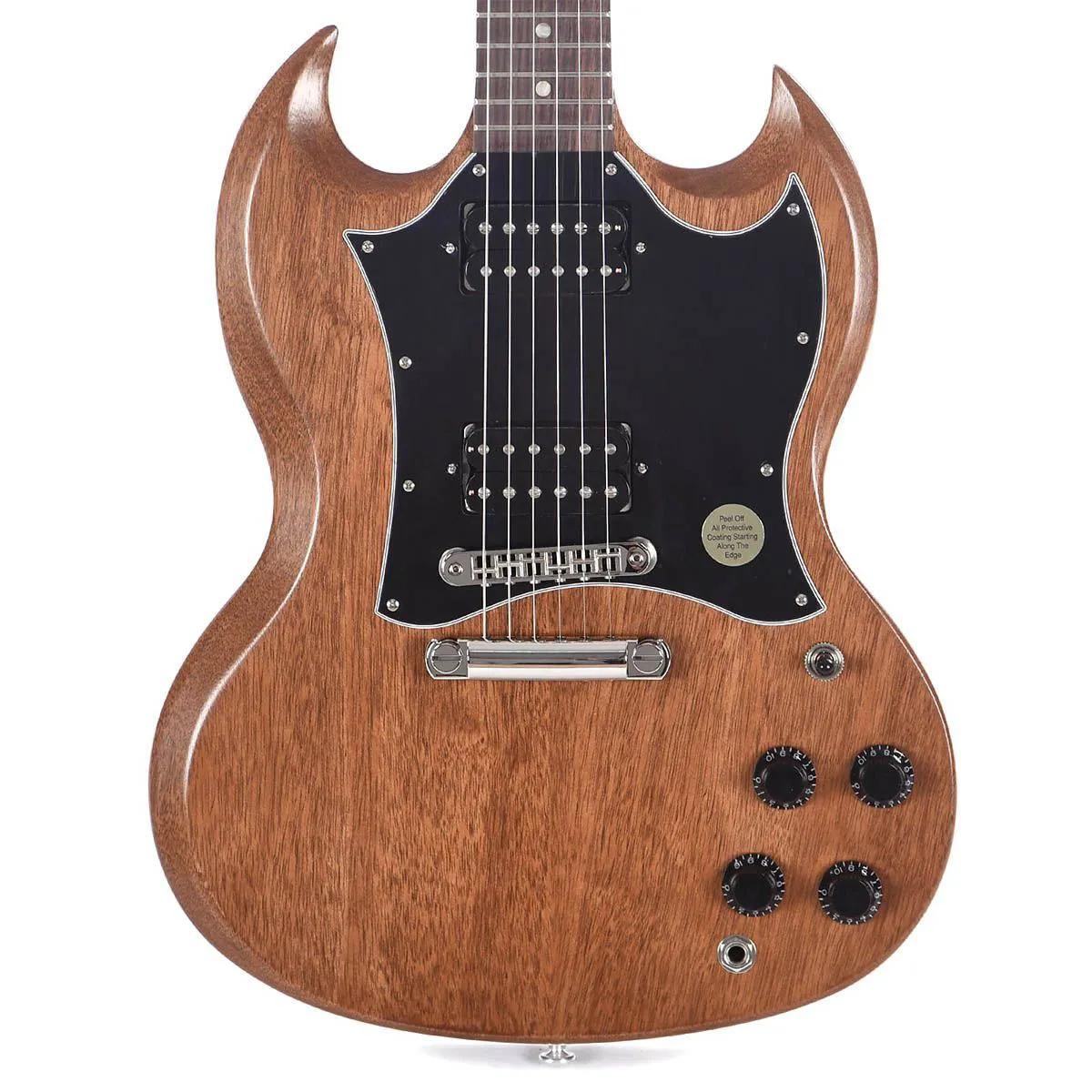 Guitarra Gibson SG Tribute Natural Walnut