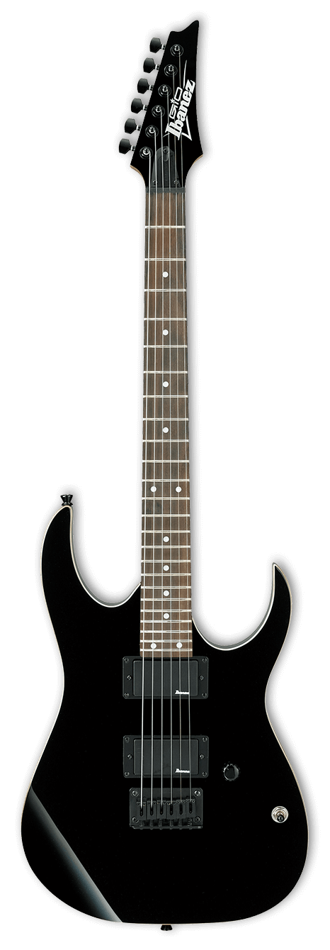Guitarra Ibanez GIO GRG121 EX Black Night