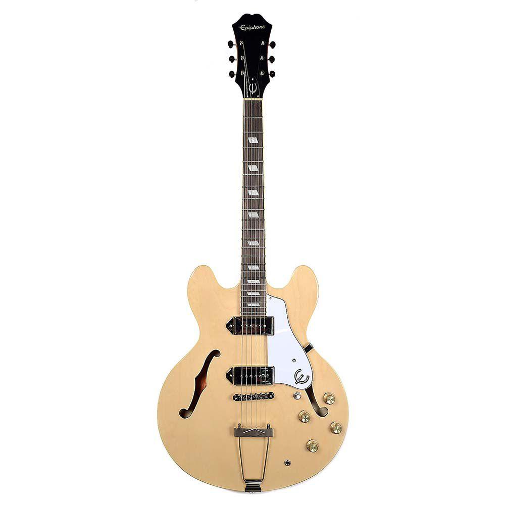 Guitarra Semi-Acústica Epiphone Casino Natural