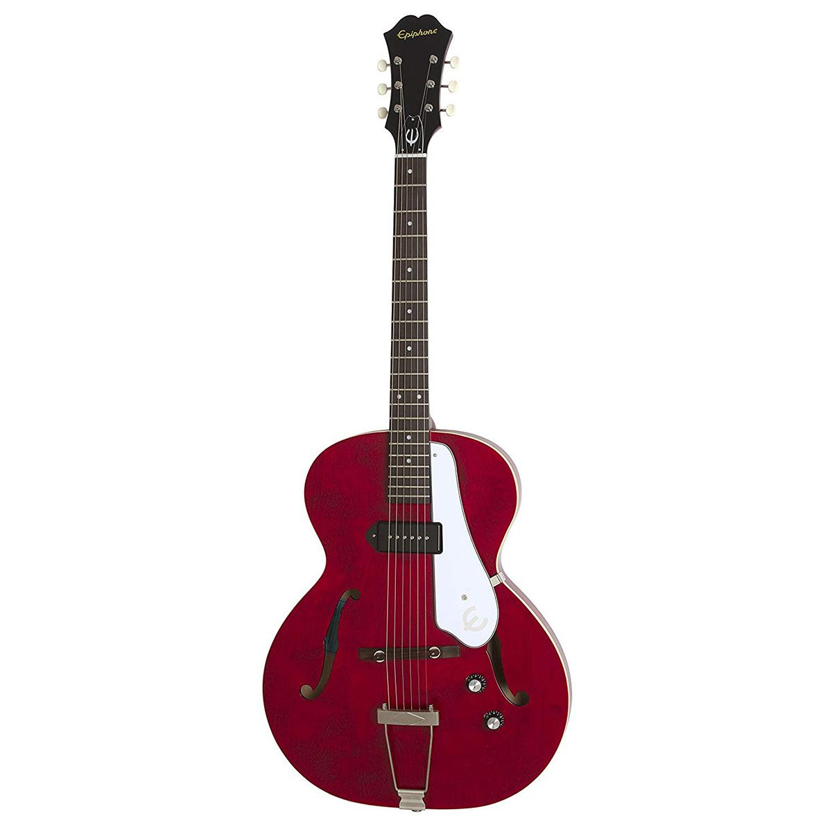 Guitarra Semi-Acústica Epiphone Century 1966 Gloss Cherry