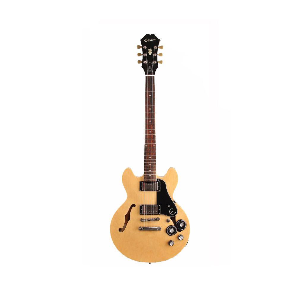 Guitarra Semi-Acústica Epiphone ES 339 Pro Natural