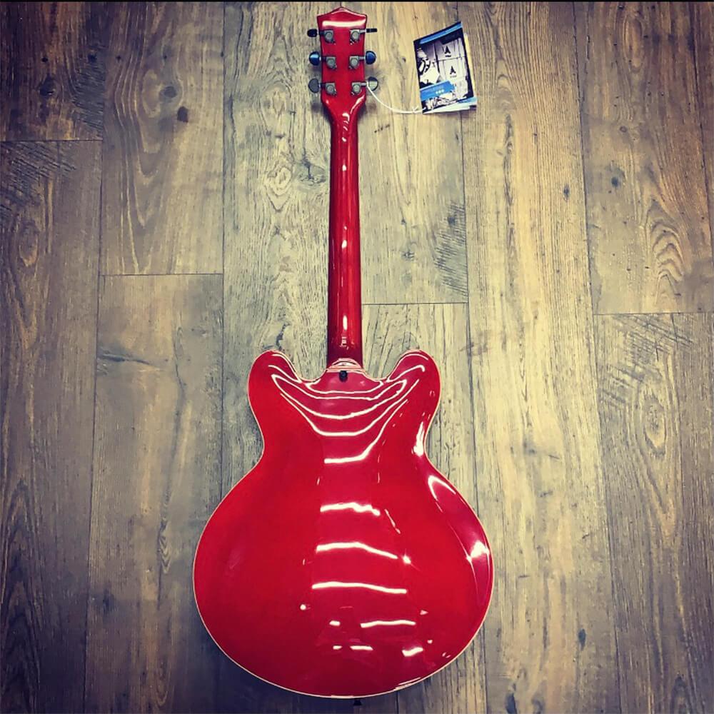 Guitarra Semi-Acústica Phx AC-1 Vermelha