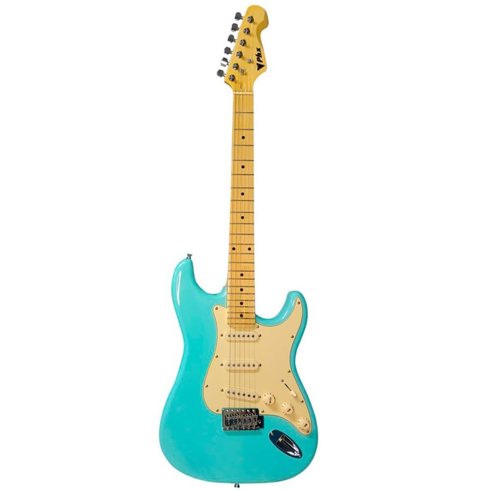 Guitarra Strato PHX ST-2 DBL Vintage Daphne Blue