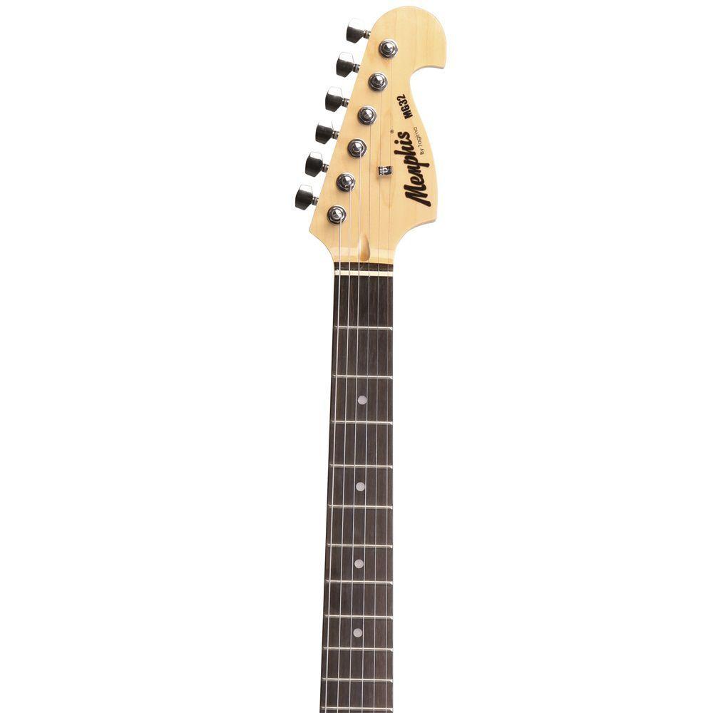 Guitarra Stratocaster Tagima Memphis Mg 32 Metallic Red