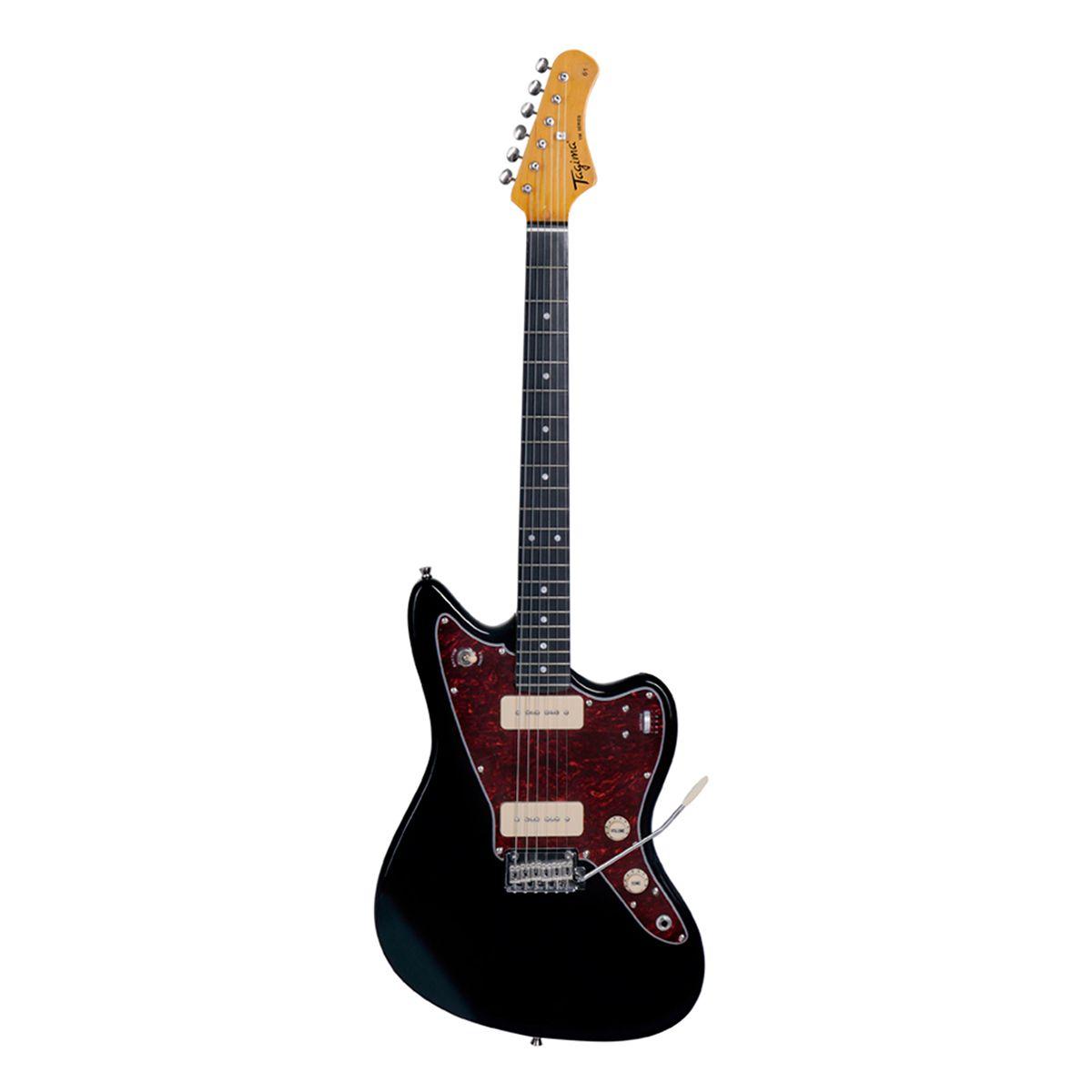 Guitarra Tagima JazzMaster Woodstock TW61 Black