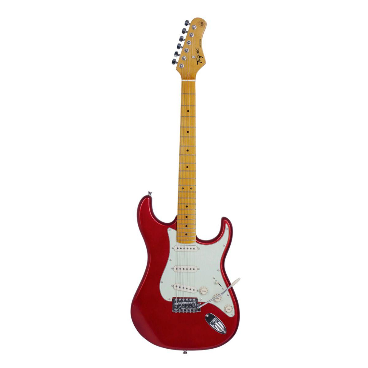 Guitarra Tagima TG 530 Woodstock Séries Metallic Red