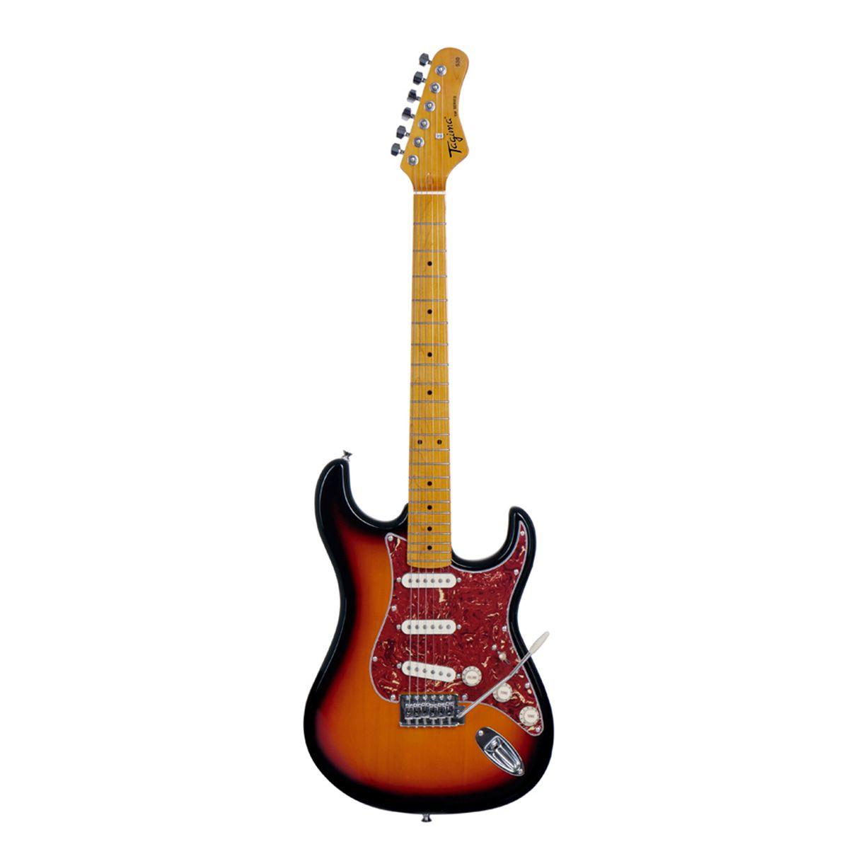 Guitarra Tagima TG 530 Woodstock Séries Sunburst