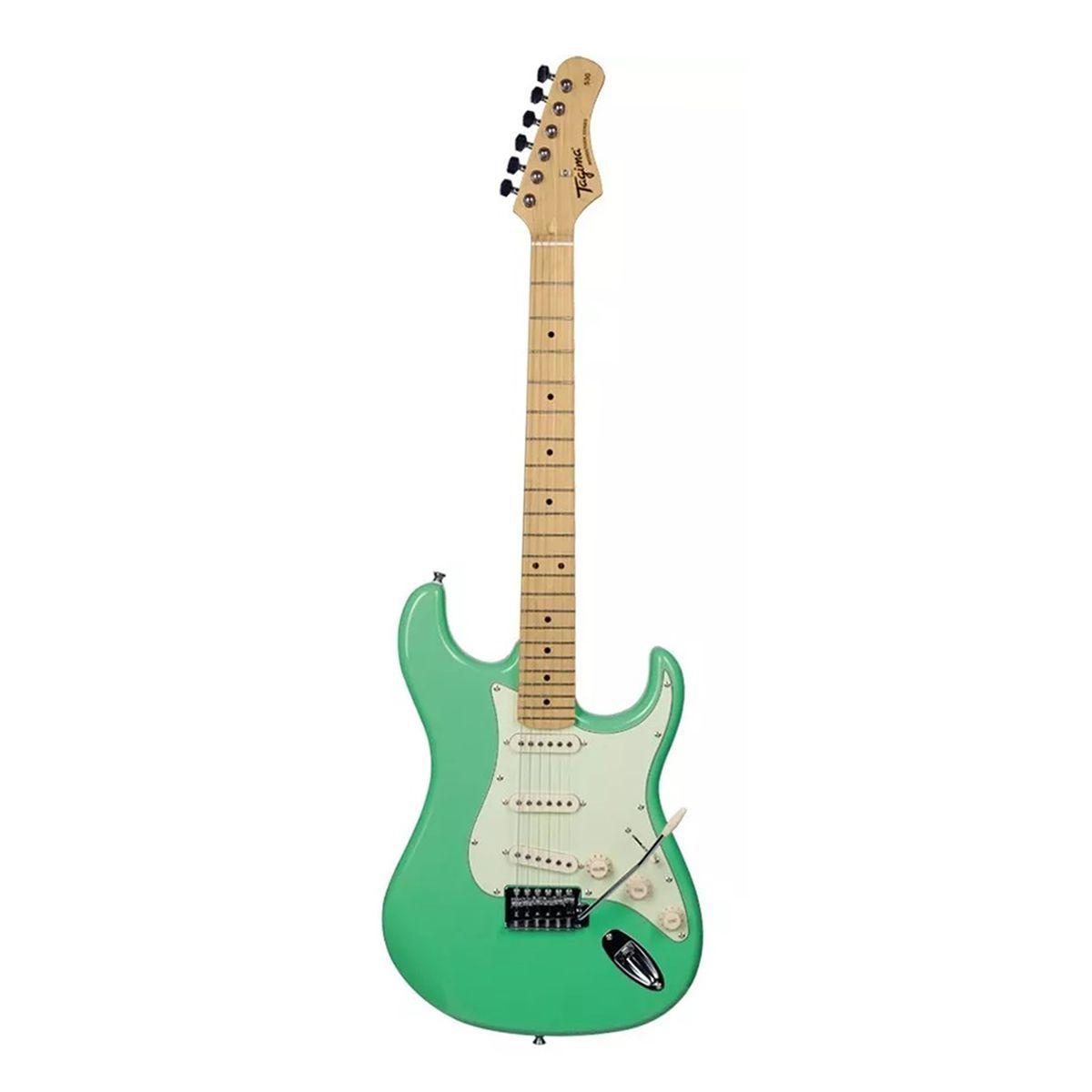 Guitarra Tagima TG 530 Woodstock Séries Surf Green