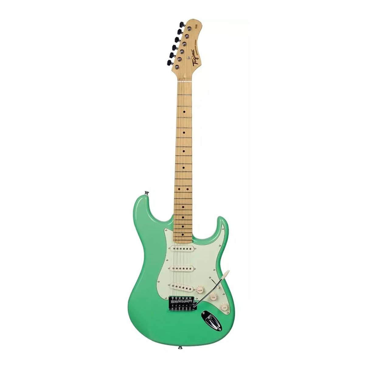Guitarra Tagima TG 530 Woodstock Séries Surf Green