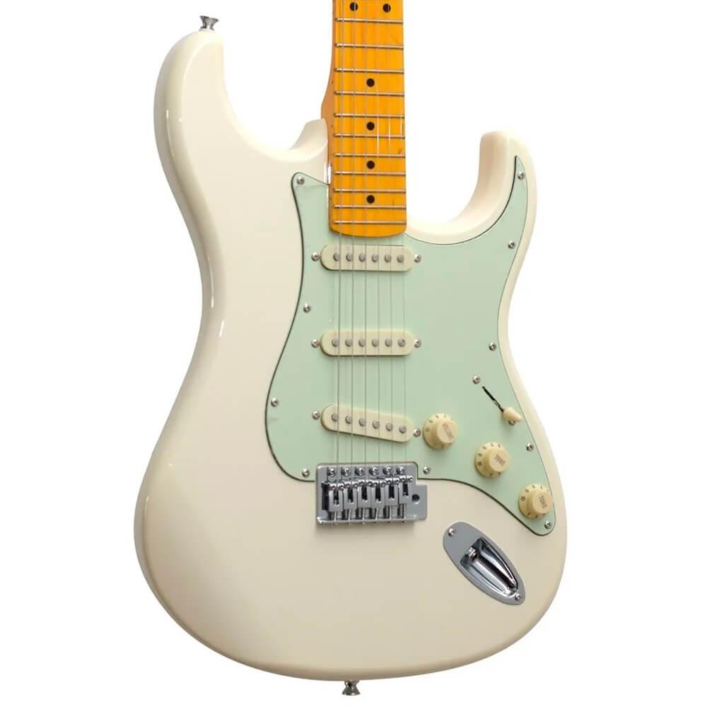 Guitarra Tagima TG 530 Woodstock Séries Vintage White