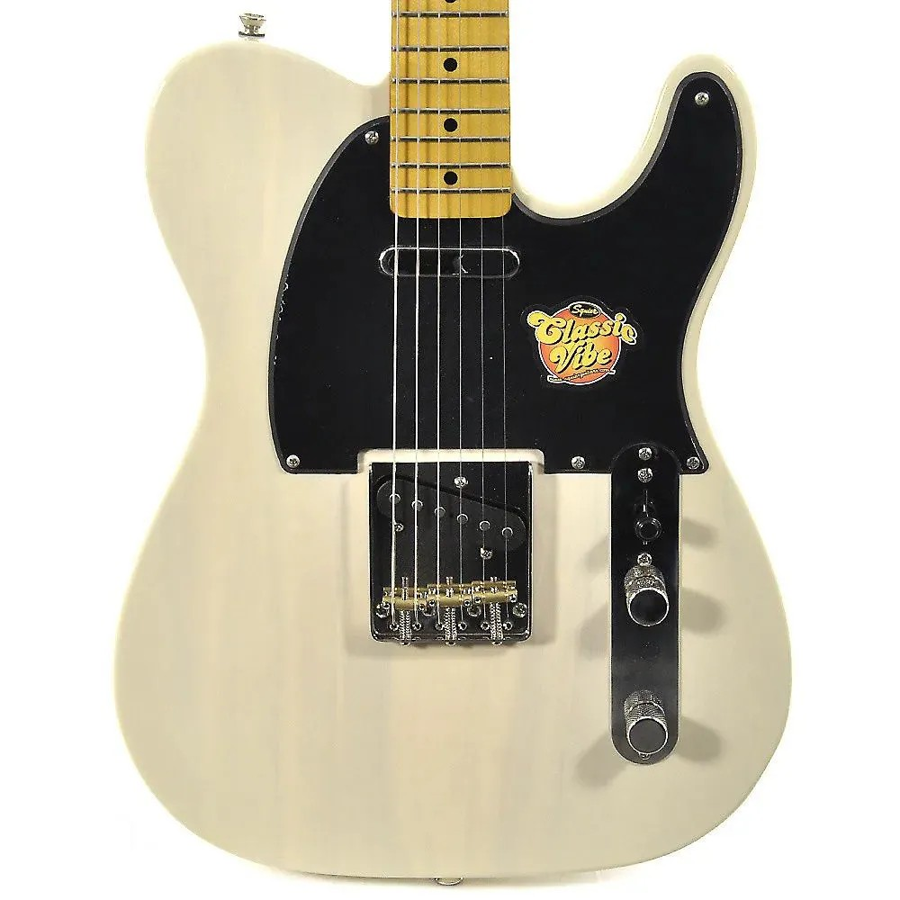 Guitarra Telecaster Fender Squier Classic Vibe 50s White