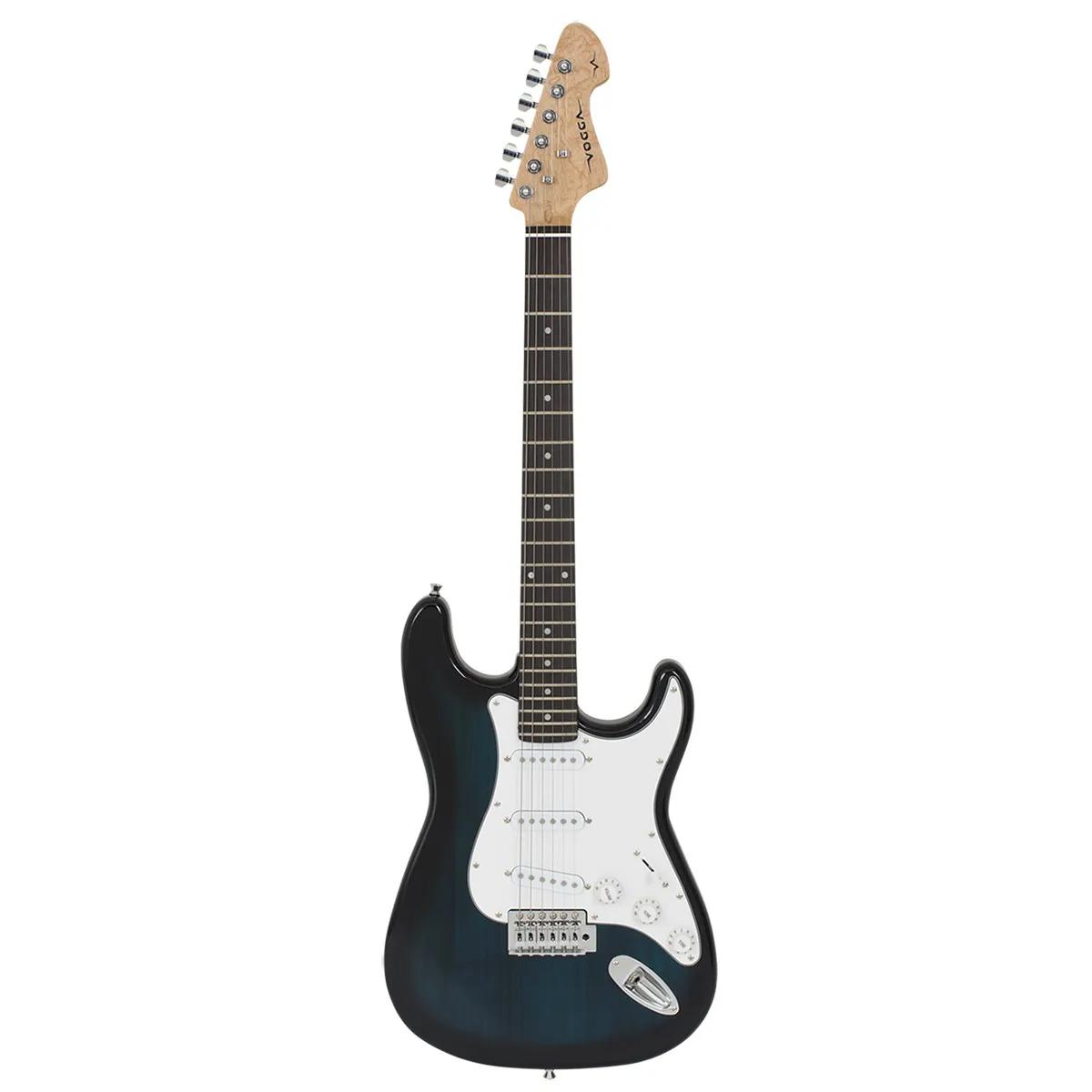 Guitarra Vogga VCG601N Standard Stratocaster Blue Sunburst