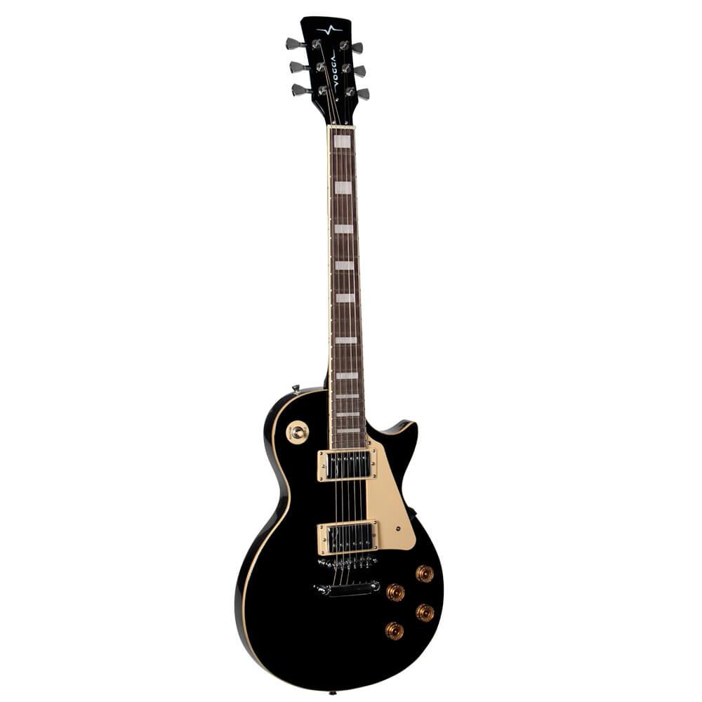 Guitarra Vogga VCG621N Les Paul Standard Black