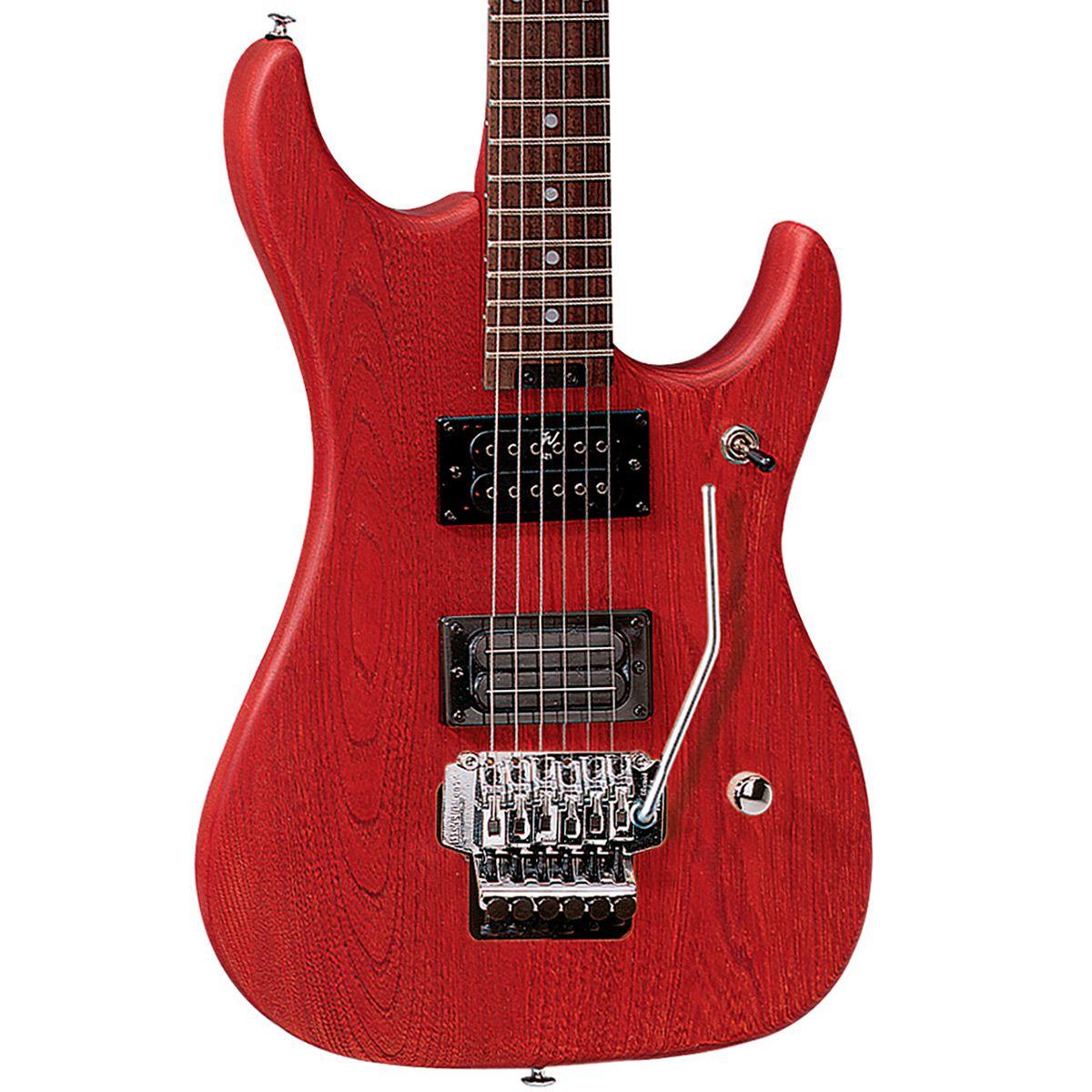 Guitarra Washburn N2 Nuno Bettencourt Signature Padauk Stain