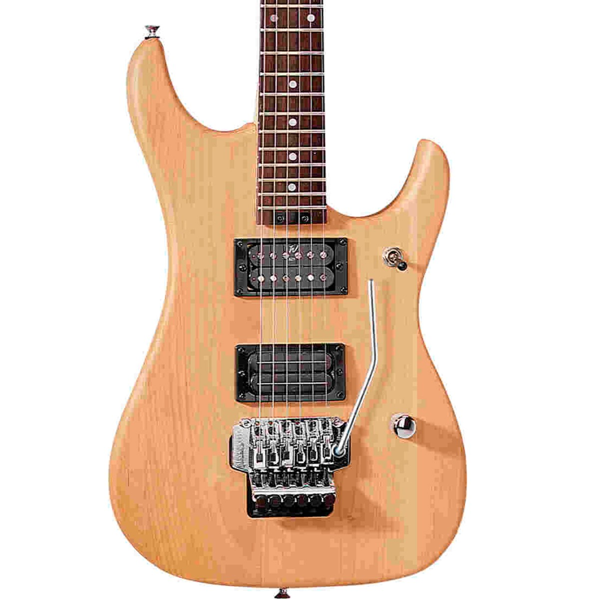 Guitarra Washburn N2 Nuno Bettencourt Signature Natural com Capa