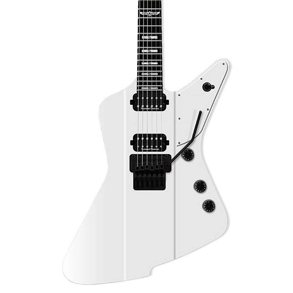 Guitarra Washburn Parallaxe PXZ-MM20FRWH Marzi Montazeri