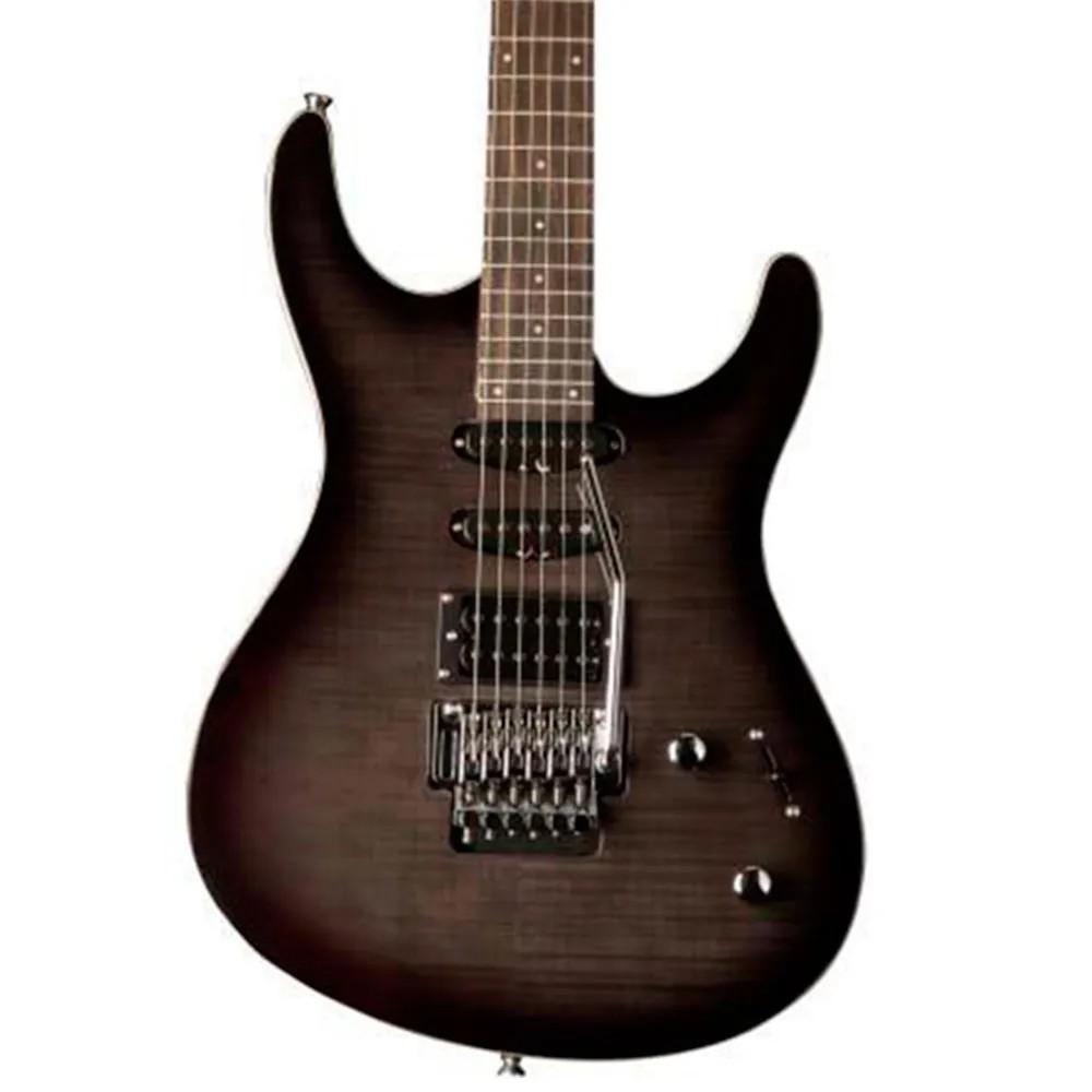 Guitarra Washburn RX25 Black Sunburst com Floyd Rose