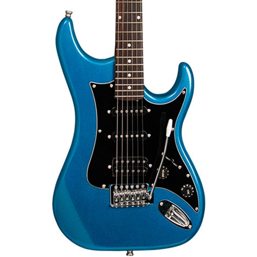 Guitarra Washburn S2HM Sonamaster Metallic Blue