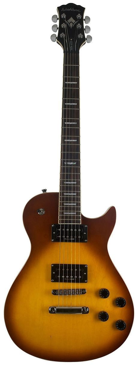 Guitarra Washburn WIN STD Standart Tobacco Sunburst