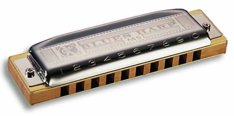 Harmonica Blues Harp 532/20 MS - F (FA) HOHNER