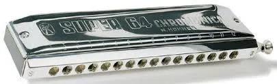 Harmonica Chromonica 280/64 C  - HOHNER