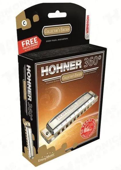 Harmonica Hohner 360 Box -  M55016