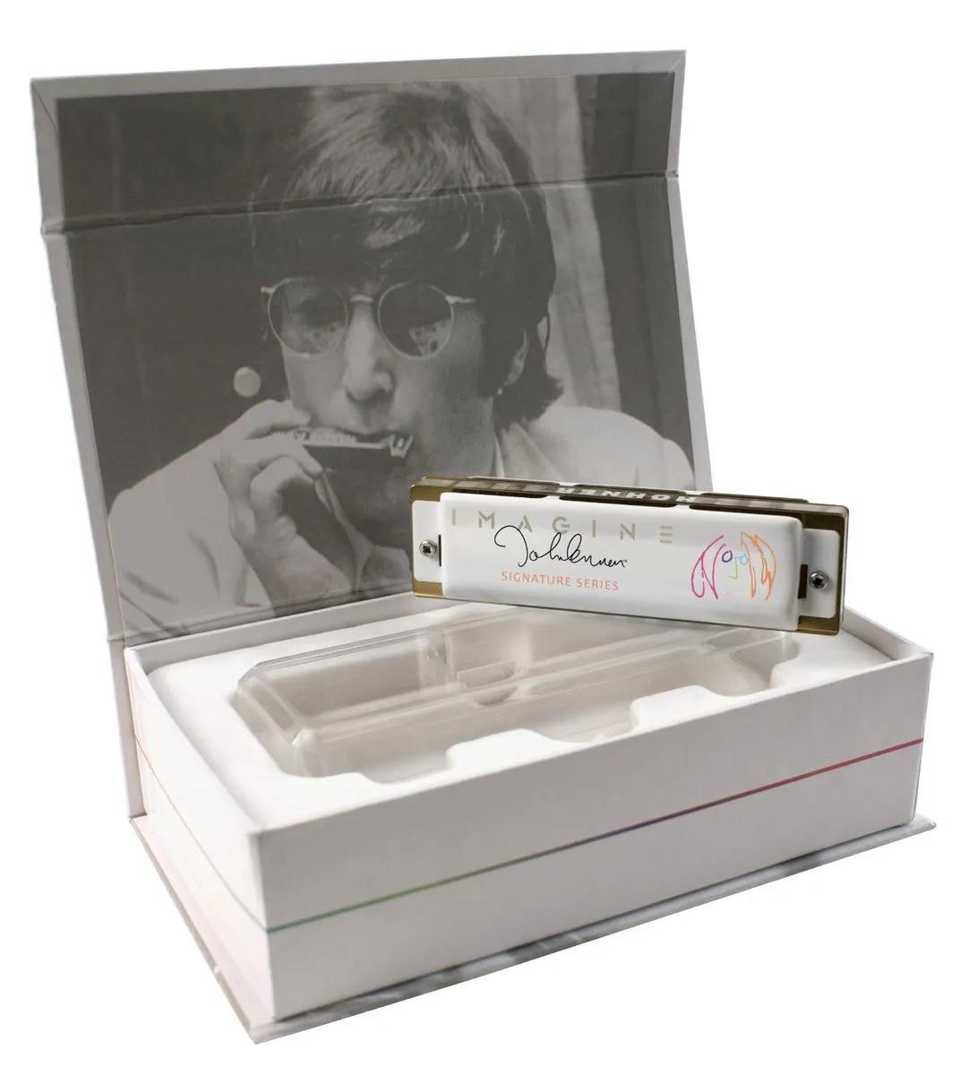 Harmonica John Lennon Signature Series C - HOHNER