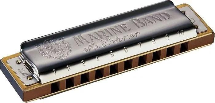 Harmonica Marine Band 1896/20 - B (SI) - HOHNER