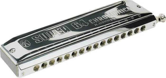 Harmonica Super 64 7582/64C - HOHNER